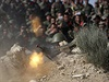 Taliban a další teroristické organizace jsou v Afghánistánu stále reálnou hrozbou. Mít dobře vycvičenou armádu je jedním z klíčových úkolů afghánské vlády.
