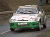 Škoda Felicia na závodech v roce 1996.