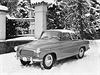 I takhle Škoda Felicia vypadala. Snímek z roku 1960.