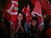 Voli�i Rousseffov� po volb�ch slavili