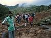 Sesuv půdy na Srí Lance