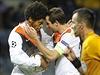 Luiz Adriano ze �achtaru Don�ck slaví jeden ze svých p�ti gól� v brance Bate... | na serveru Lidovky.cz | aktu�ln� zpr�vy