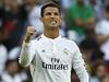 Ronaldo slaví proměněnou penaltu.