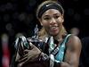 Serena Williams popáté vyhrála Turnaj mistry� | na serveru Lidovky.cz | aktu�ln� zpr�vy