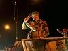 Skupina iráckých kurdských bojovníků pešmergů, mířící na pomoc syrskému městu...