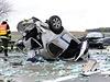 Nehoda na dálnici D2. Policie odklání dopravu, tvo�í se kolony | na serveru Lidovky.cz | aktu�ln� zpr�vy