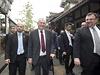 Prezident Miloš Zeman na návštěvě Číny