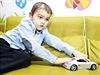 Pětiletý britský chlapec Ashya King podstoupil 24. října v pražském protonovém centru poslední ze série třiceti ozařování