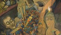 Josef Váchal: Sen mrtvého (1918). | na serveru Lidovky.cz | aktu�ln� zpr�vy