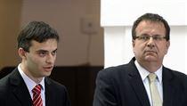 Nový generální �editel CzechInvestu Karel Ku�era (vlevo) a ministr obchodu a... | na serveru Lidovky.cz | aktu�ln� zpr�vy