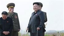 O holi, le� v dobr�m rozmaru. Po 40 dnech severokorejsk� st�tn� agentura KCNA...