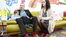 Ashya tam bude dál rehabilitovat ve Španělsku, o případné chemoterapii rozhodnou tamní odborníci