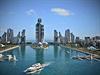 Součástí projektu je okruh pro formuli 1 a nejvyšší budova na světě Azerbaijan Tower o výšce 1050 metrů