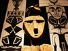 Z výstavy Rituály smrti v Náprstkově muzeu