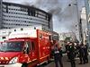 Rozsáhlý požár kolem poledne zachvátil velkou budovu, v níž v západní části Paříže sídlí francouzské veřejnoprávní rozhlasové stanice.
