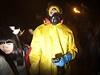 Ebola se letos stala inspirací pro řadu kostýmů (USA).