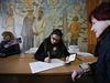Sergej Lavrov, ruský ministr zahraničí, přislíbil separatistům, že Moskva volby uzná