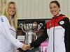 V prvním utkání se střetne Petra Kvitová s Andreou Petkovicovou.
