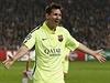 Messi slav� g�l do s�t� Ajaxu.
