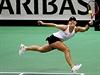 Angelika Kerberov� bojovala do posledn�ch sil, na Petru Kvitovou ale nem�la.