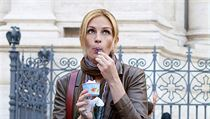 Julia Roberts ve filmu Jíst, meditovat, milovat objevuje kouzlo italské kuchyně