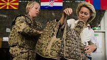 P�ibudou dal�í mise? Ministryn� obrany Ursula von der Leyenová p�i �ervencové... | na serveru Lidovky.cz | aktu�ln� zpr�vy