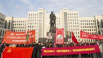 Lenin, Stalin a další sovětští diktátoři si i dlouhá desetiletí po smrti užívají zájmu davů i médií.