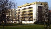 Budova ministrstva vnitra na Letn�.