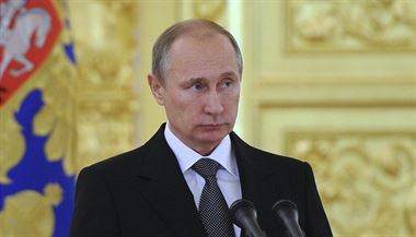 Ruský prezident Vladimir Putin. | na serveru Lidovky.cz | aktu�ln� zpr�vy