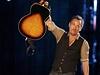 Muzikant Bruce Springsteen.
