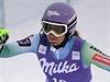 Slovinská slalomářka Tina Mazeová.