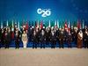 Účastníci summitu summitu G20 v Brisbane