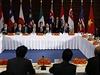Jednání na summitu Rady pro ekonomickou spolupráci Asie a Tichomoří (APEC) v...