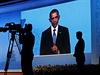 Projev Baracka Obamy na summitu Rady  pro ekonomickou spolupráci Asie a...