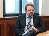 Dan Ťok ze společnosti Skanska je kandidátem na ministra dopravy.