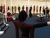 Módní návrhář Pierre Cardin nechal v Paříži vybudovat muzeum shrnující jeho...