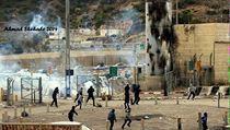 St�ety Palestinc� s Izraelci v Jeruzalém�. | na serveru Lidovky.cz | aktu�ln� zpr�vy