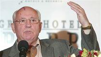 Bývalý sov�tský prezident Michail Gorba�ov. | na serveru Lidovky.cz | aktu�ln� zpr�vy