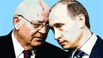 Michail Gorba�ov a Vladimir Putin | na serveru Lidovky.cz | aktu�ln� zpr�vy