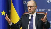 Arsenij Jace�uk, premiér Ukrajiny | na serveru Lidovky.cz | aktu�ln� zpr�vy