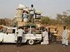 Obyvatelé v Mali se zřejmě stěhují