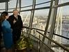 Prezident Miloš Zeman si 25. listopadu navštívil v kazašské Astaně vyhlídkovou...