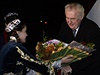 Prezident Miloš Zeman pokračuje ve své cestě po Asii. 25. listopadu dorazil do...