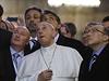 Papež František dorazil do Istanbulu, který je druhou zastávkou jeho třídenní...