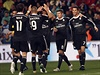 Radující se fotbalisté Realu Madrid.   na serveru Lidovky.cz   aktu�ln� zpr�vy
