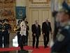 """Nazarbajev poznamenal, že Kazachstán a Česko spojují """"tradičně dobré vztahy s..."""