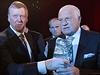 V�clav Klaus p�eb�r� Gajdarovu cenu za zlep�ov�n� vztah� s Ruskem