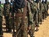 Milice al-Šabáb.