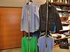 Zátah ČOI: Padělalo se vše - kabelky, boty, mikiny, košile, pásky...