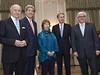 Ministři zahraničí světových velmocí se ve Vídni snaží dosáhnout dohody s...
